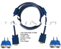 VGA Cable Male to Male