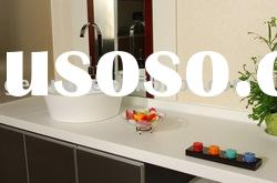 Vanity Top--Solid Surface Acrylic Bathroom Wash Top