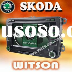 WITSON touch screen car dvd player for skoda