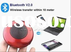Wireless bluetooth multimedia speaker system, support TF card