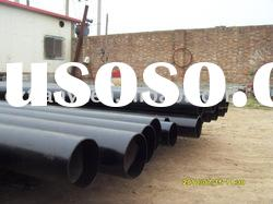 X42 ST 37 ST 52 DIN1629 DIN 2440 API 5L ASTM A106/A53 GR B seamless steel pipe