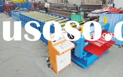 XF1010-1065 Double deck Tile Roll Forming Machine