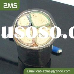XLPE insulation steel tape armored PVC sheathed power cable