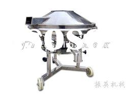 ZYG High Frequency Vibrating Screen For Metal podwer
