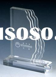 acrylic trophies and plaques
