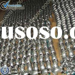 beaded galvanised malleable iron pipe fittings