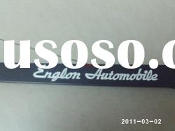 car license number plate frame