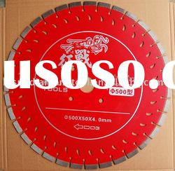 diamond saw blade for asphalt