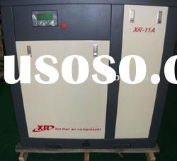 double screw air compressor,oil flooded XR11A/15hp,lubricated type compressor