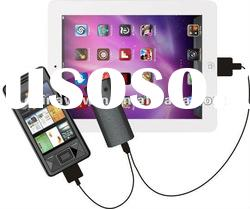 external power bank 5000mah portable power bank charger for charging and lighting