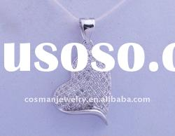 fashion 925 sterling silver pendant