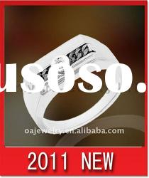 fashionable 925 silver jewelry rings for men,paypal accepted