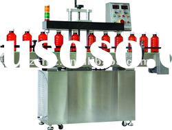 fast and stable automatic induction plastic bottle sealing packing machine(M)