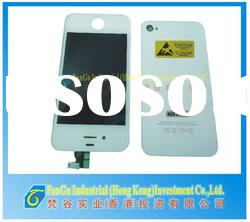 for iphone 4s LCD with Touch screen assembly glass Full