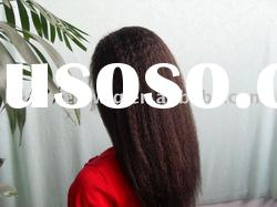 good quality !and no shedding 100% human hair wigs