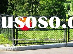 high quality chain link fence/ diamond wire fence(ISO9001/2000)