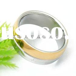 high quality fashion jewelry stainless steel ring