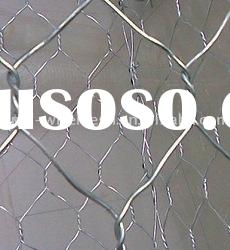 high quality hot dipped galvanized hexagonal wire mesh(factory)