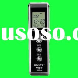 high sensitive voice recorder with MP3 &USB flash disk
