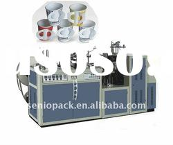 high speed Double PE coated paper bowl forming machine