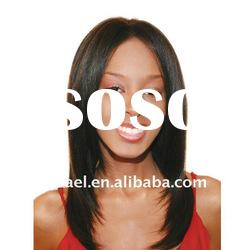 hot sale malaysian hair lace front wig for black women