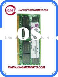 hottest sell Laptop Memory DDR2 2GB PC2-6400 800MHZ