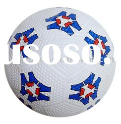 rubber football & soccer ball sports product promotional gift