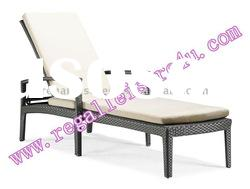 sell patio garden synthetic rattan sun lounger outdoor wicker furniture set