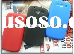 silicone case for samsung galaxy S3