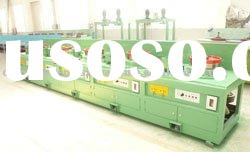straight line type stainless steel wire drawing machine