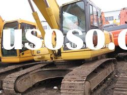 used Komastu excavator PC220-7 Made in Japan in Bottom price