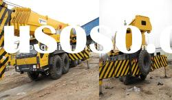 used crane with truck 250tons original japanese machine