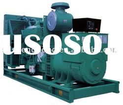 water cooled weichai series diesel generator set
