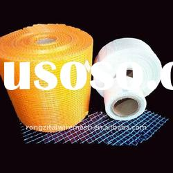 weight 75 to 160 grams per meter fiberglass self adhesive mesh tape