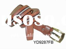 wholesale fashion jeans leather belt