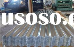 zinc coated corrugated sheet