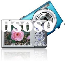 "12MP/2.4""color TFT LCD Digital camera with 8X digital zoom"