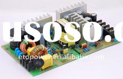 200W variable dc power supply of dual output