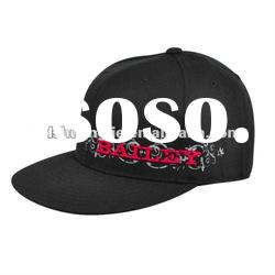 2012 Fashion Design Men's Stylish Flat Brim Snapback Hats