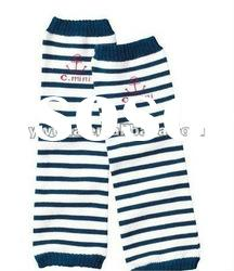 2012 Hot sale!Cotton Leg Warmers For Baby Girl