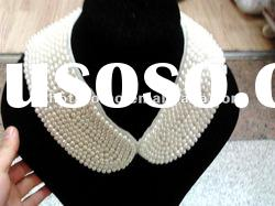 2012 New Fashion Accessories Beaded Collar Design