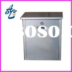 2012 Newest OEM stainless steel post box ,metal enclosur IP65 ,distribution box, steel cabinet