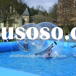 2012 aqua park inflatable clear water ball