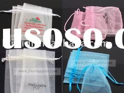 2012 new high quality organza bag for gift
