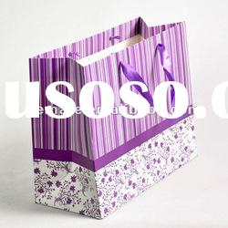 2012 new wonderful paper wedding gift bags,paper mini craft gift bag,paper christmas gift bag