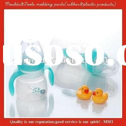 240ml baby feeding bottle with spoon supplier FDA approval