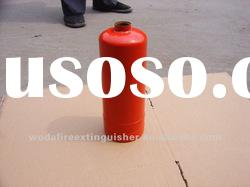 2KG ABC Dry Powder Fire Extinguisher Cylinder with Foot Ring