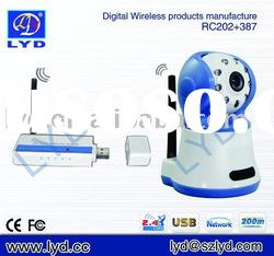 2.4GHz Wireless Video Baby Monitor