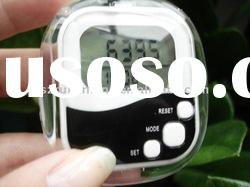 360 Degrees sensor Pedometer 3D Pedometer Beautiful Pedometer High end Pedomter JT673