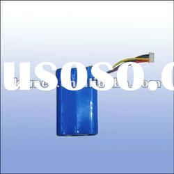 3.6v ni-mh battery pack AA 2000mAh rechargeable battery